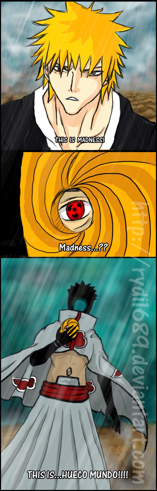 Tobi vs Ichigo- Filler explan.