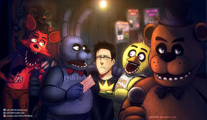 Markiplier is the King of Five Nights at Freddy's!