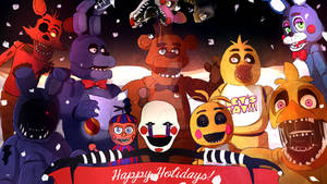 Five Nights at Freddy's Animation!