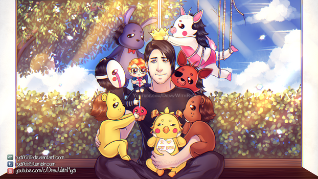 I WILL ALWAYS REMEMBER THIS - Markiplier + FNAF