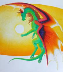 -AT- Sun on my Skin by Winddancer-Lor