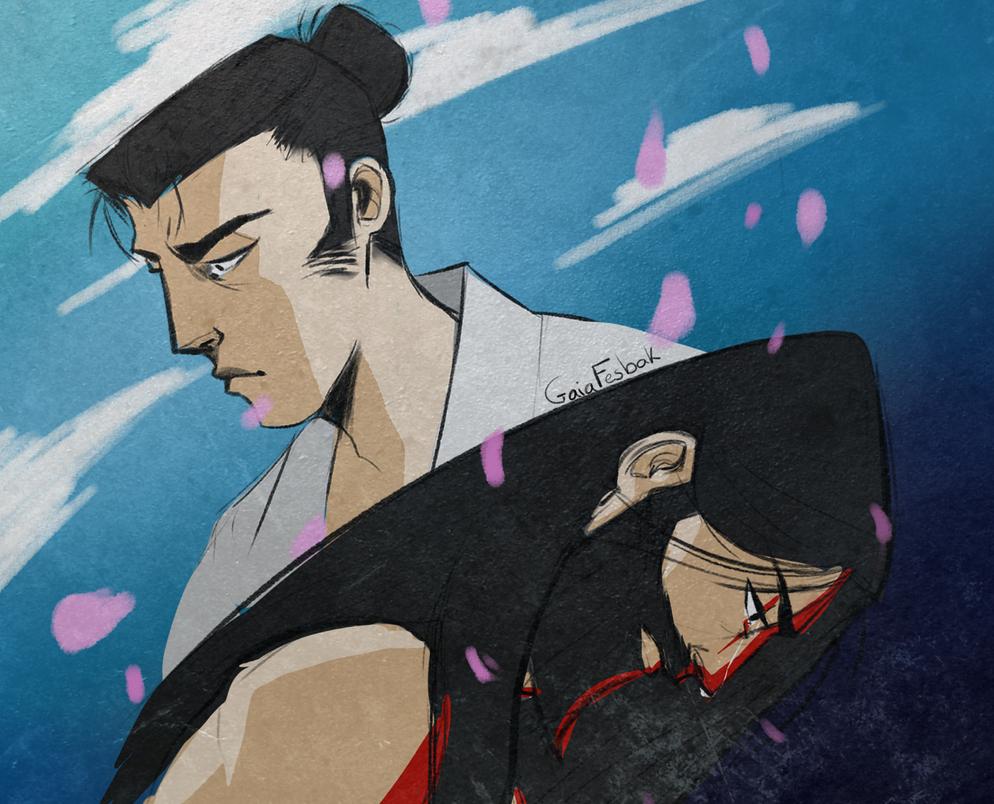 Samurai Jack by GaiaBlack