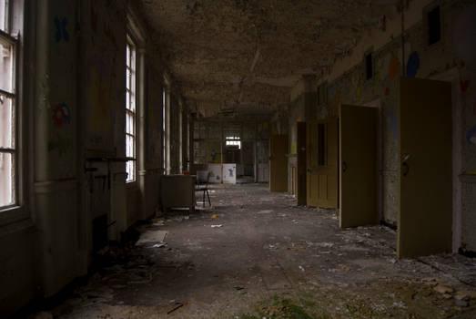 Derelict Children's Ward