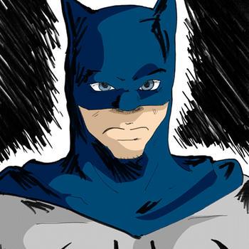 Batman's Gift by jennlantrip