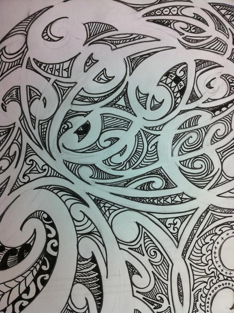 Polynesian Art Drawing | www.imgkid.com - The Image Kid ...