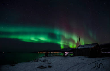 The Northernlights of Norway 4