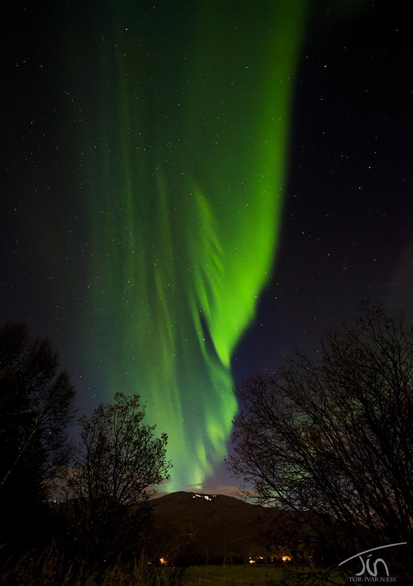 October Lights by torivarn