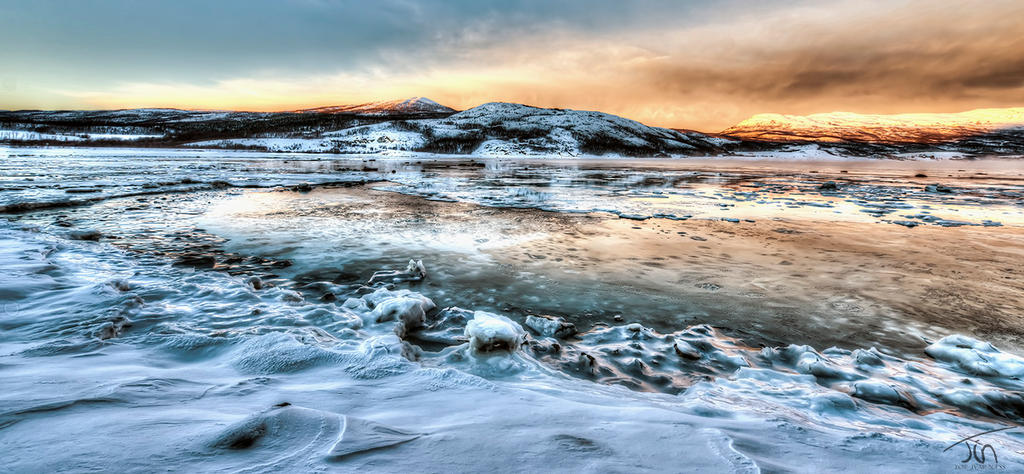 Surrealistic Winter by torivarn