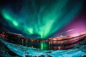 Aurora Rupture by torivarn