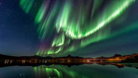 Aurora Surprise by torivarn