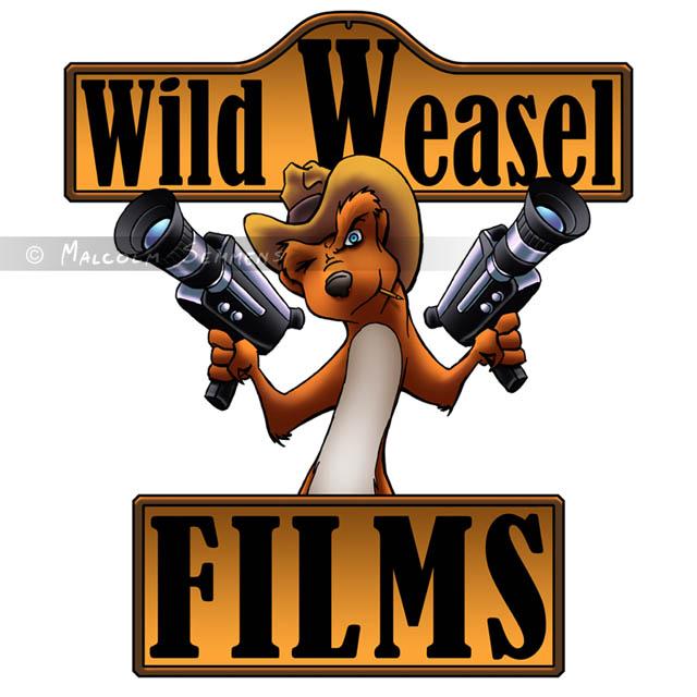 Wild Weasel Films Logo