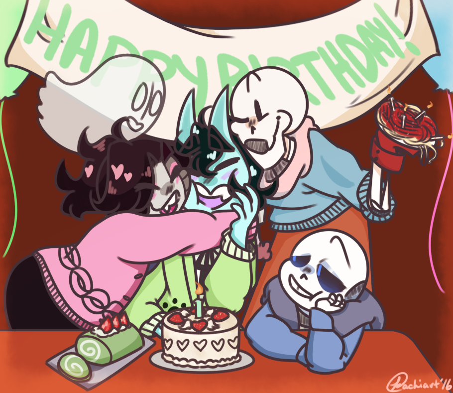 Happy Birthday Tomeki! by Hachi-ban