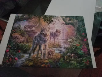 My First 300 pieces puzzle