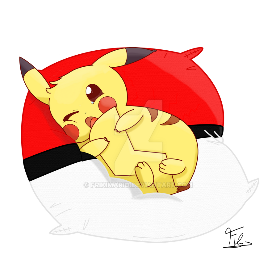 Pokemon Cute Pikachu And Ketchup Images | Pokemon Images