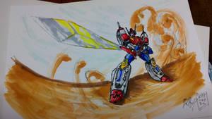 Star Saber (Transformers Victory)