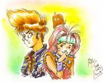 Mylene and Basara