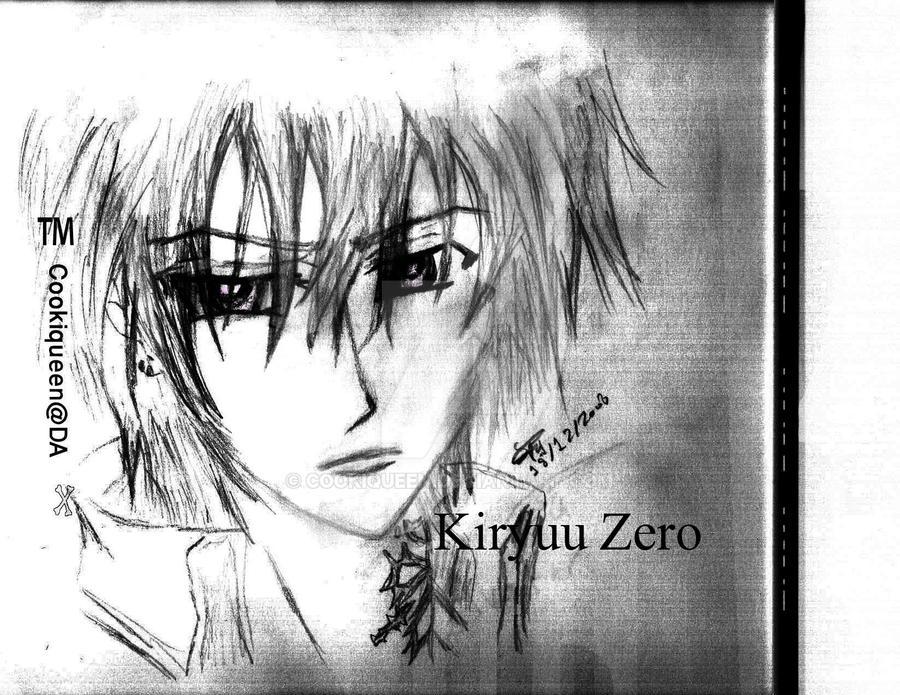 VK: Kiryuu zero -edited- by cookiqueen