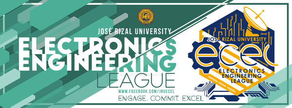 Banner: Electronics Engineering League by Clarkology