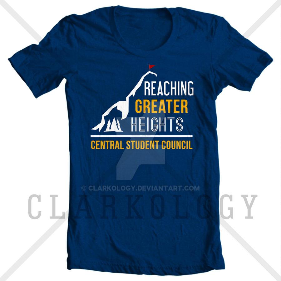 LTS Shirt Design by Clarkology
