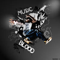 Music in my Blood by TommyGuitar