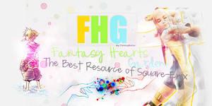 Final Fantasy Logo by TommyGuitar
