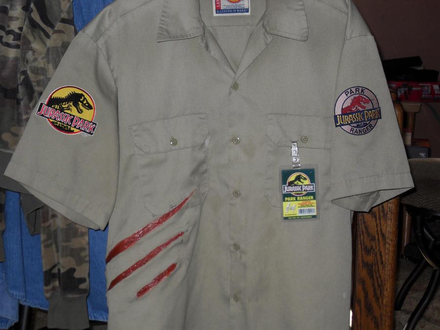 Costume Park Ranger Park Ranger Costume&form