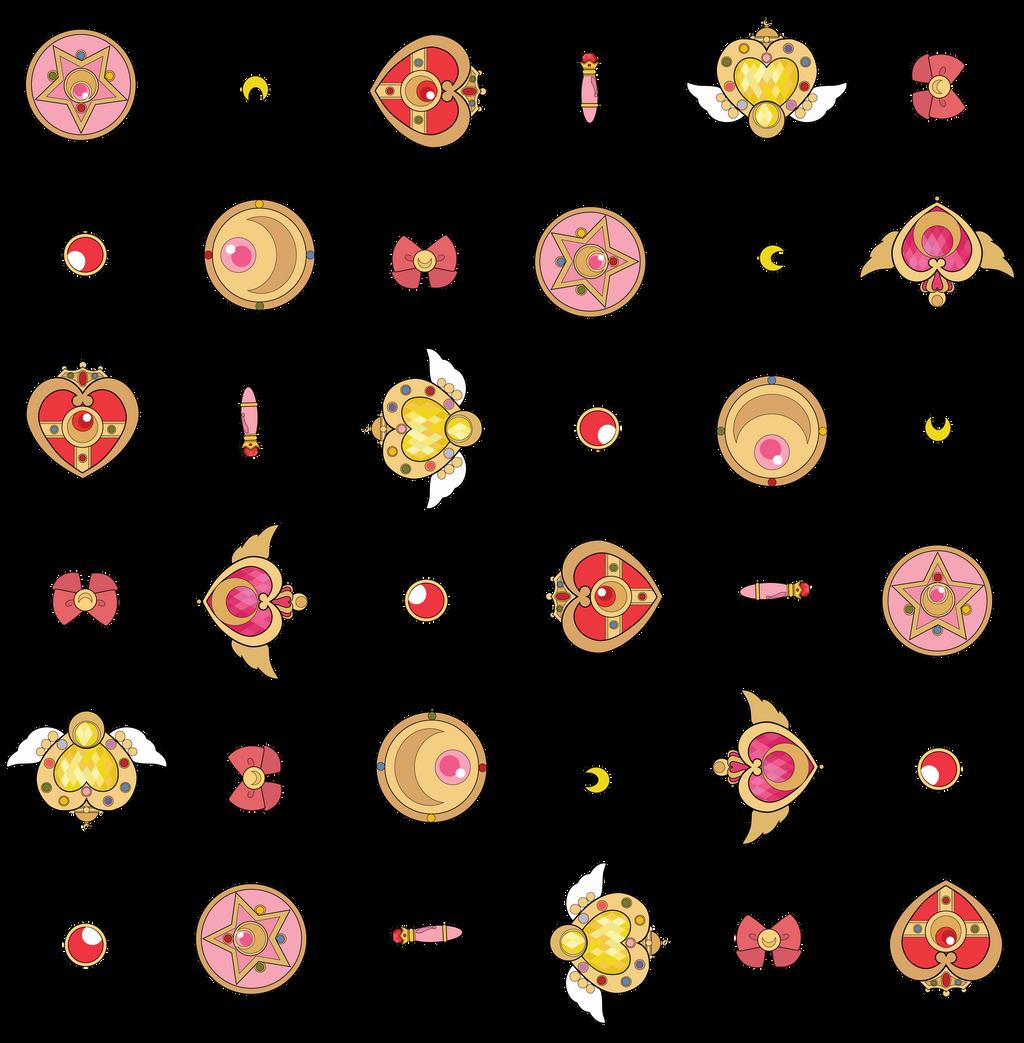 Sailor Moon pattern by Qtear on DeviantArt