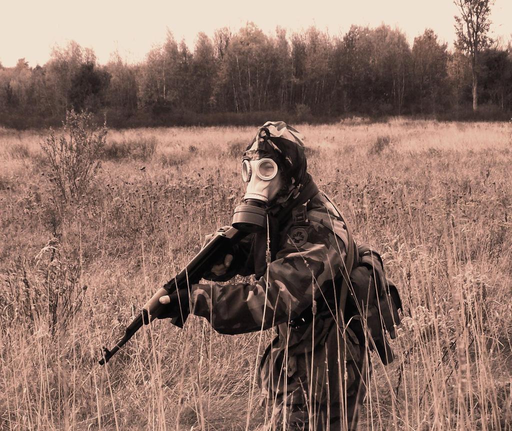 Biological Warfare by dirtbiker715