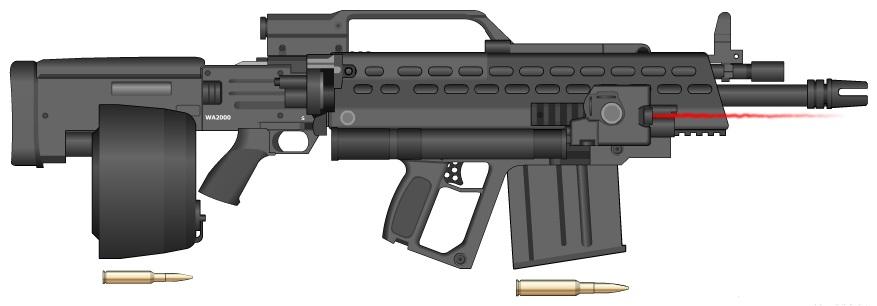 AR-68 Assault Rifle by dirtbiker715