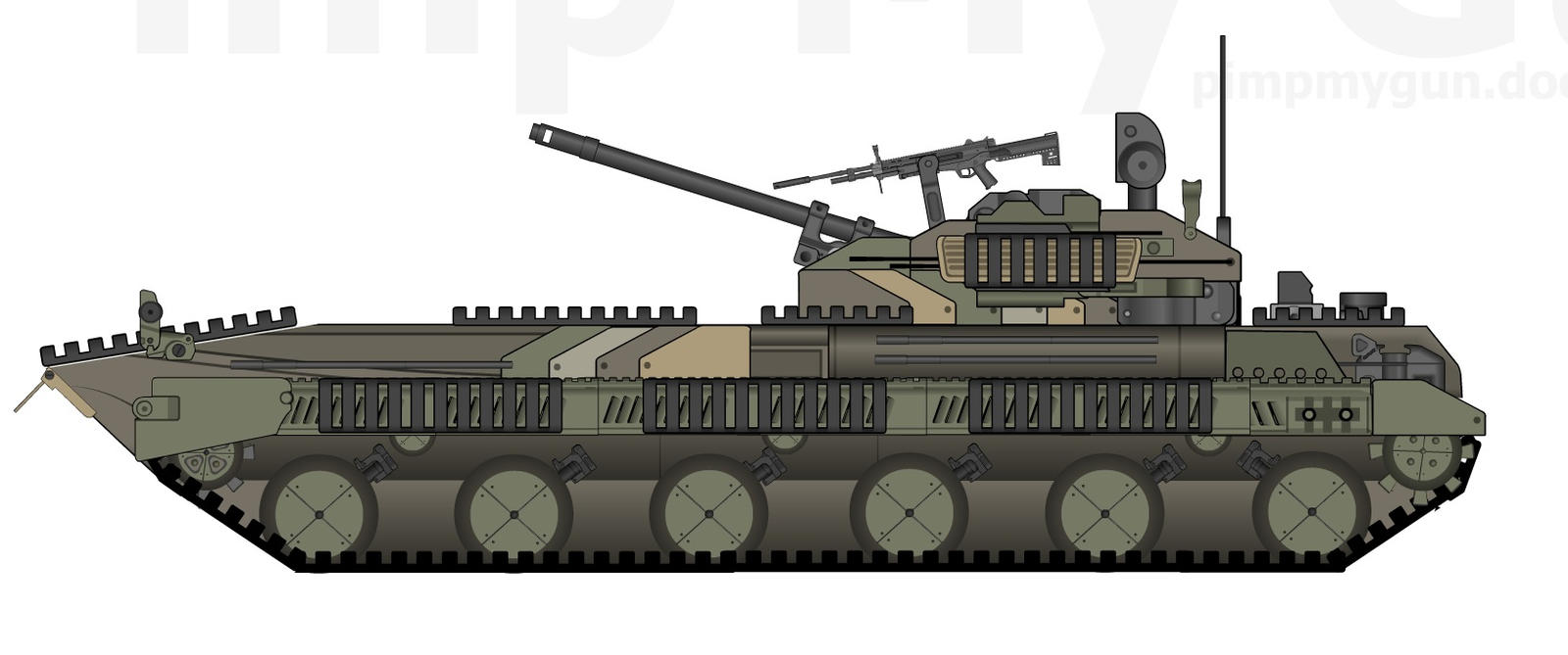 BZK-78 by dirtbiker715