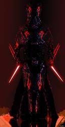 A Sith Marauder by xGothicfanx