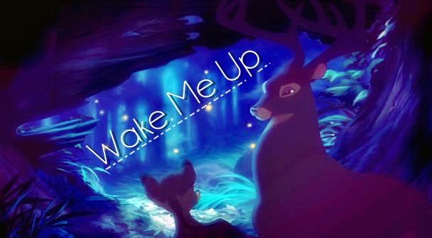 Wake Me Up by Sdierws8