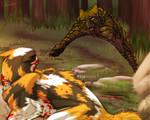 Redtail death
