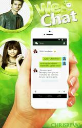 We Chat / Concurso by ChrisMichelle