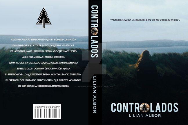 Book jacket: Controlados by ChrisMichelle