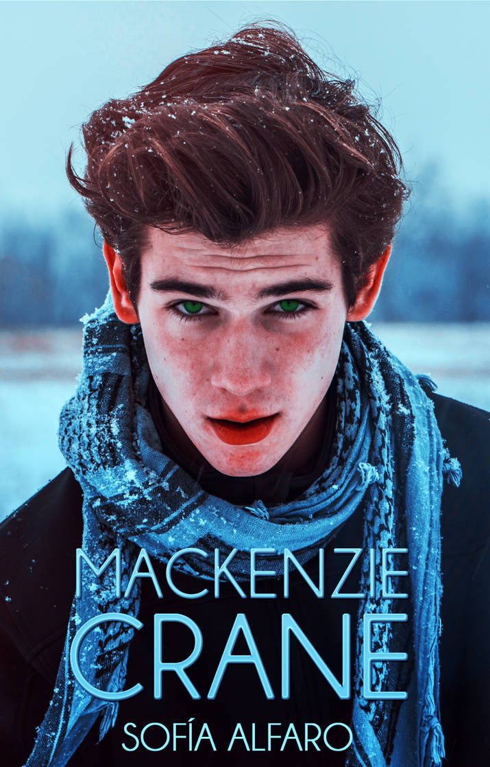 Mackenzie Crane   Wattpad Cover by ChrisMichelle