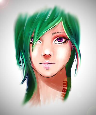 Green by Saiame