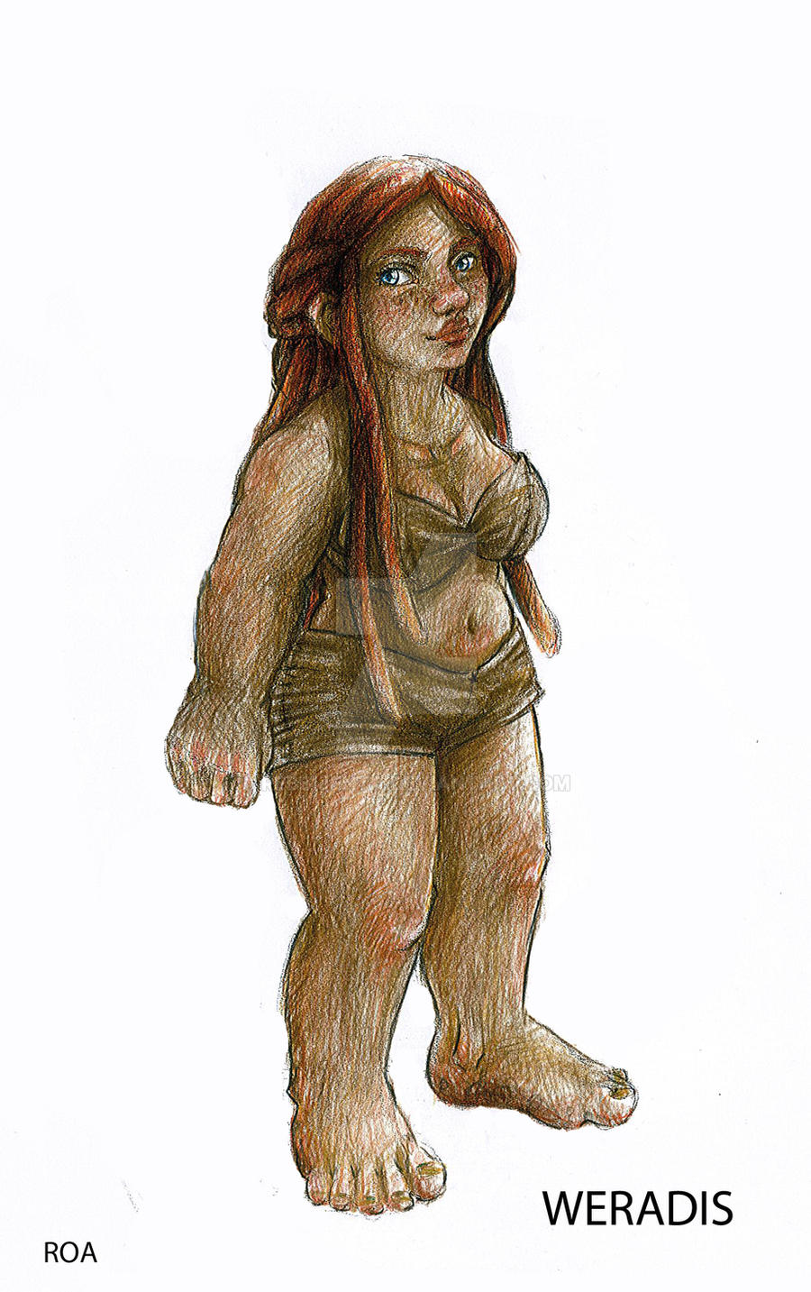 Teenage female dwarf nackt pic