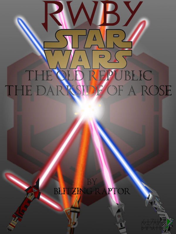 RWBY x Star Wars The Old Republic: Cover: Sith V4 by BlitzingRaptor