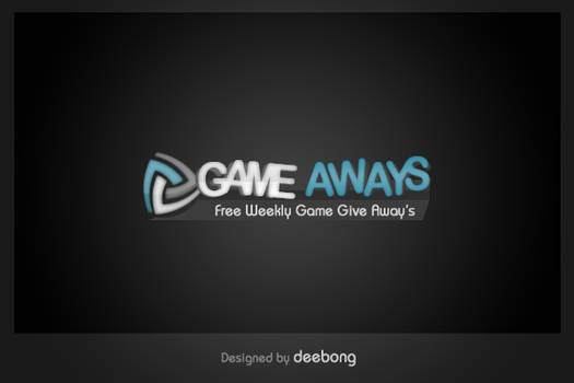 GameAways Logo Design