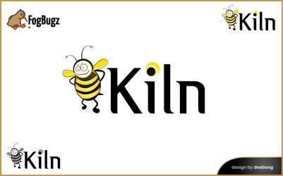 Kiln Logo and Mascot Design