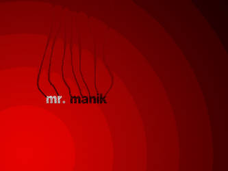 Mr Manik Wallpaper design