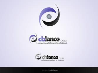 cblance logo design
