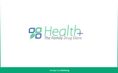 Health+ Logo Design