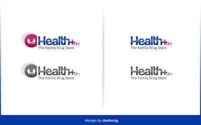 Health+ Logo Concept 2