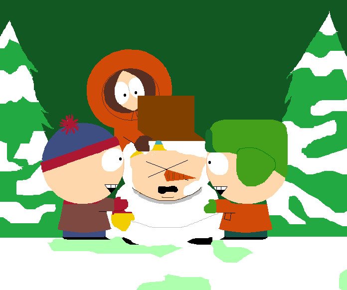 South Park - Snowman by Endless-Mittens