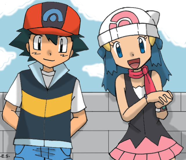 Pokemon Dawn: Pokemon Style By Endless-Rainfall On DeviantArt