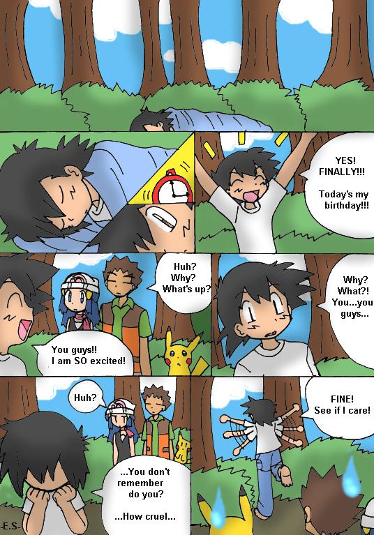 nell'Anime hanno voluto tagliare la scena dove Misty invia ad Ash