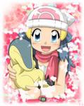 Hikari's New Pokemon