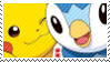 Stamp: PikaPocha by Endless-Rainfall